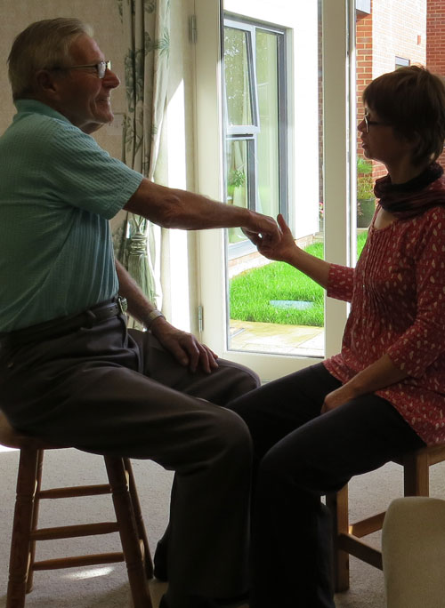 Alexander Technique for Older People in Southampton